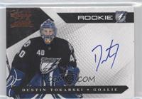 Rookies Group 3 - Dustin Tokarski /499