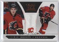 Rookies Group 4 - T.J. Brodie /899