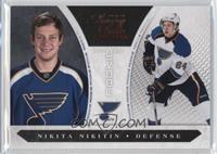 Rookies Group 4 - Nikita Nikitin #/899