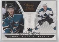 Rookies Group 4 - Tommy Wingels #/899