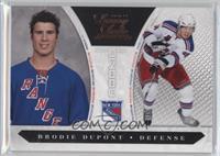 Rookies Group 4 - Brodie Dupont #/899