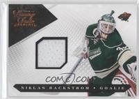 Jersey - Niklas Backstrom #/599