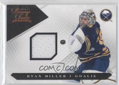 2010-11 Panini Luxury Suite - [Base] #8 - Jersey - Ryan Miller /599