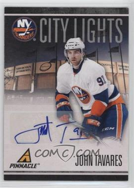 2010-11 Panini Pinnacle - City Lights - Signatures [Autographed] #77 - John Tavares /100