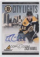Zach Hamill /100
