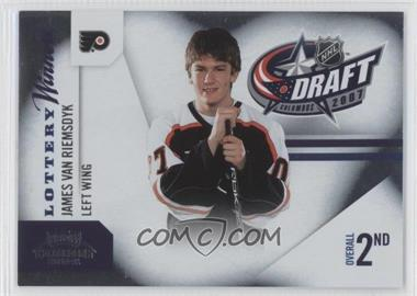 2010-11 Panini Playoff Contenders - Lottery Winners #12 - James van Riemsdyk