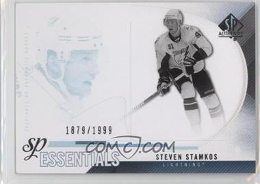 2010-11 SP Authentic - [Base] #177 - Steven Stamkos /1999