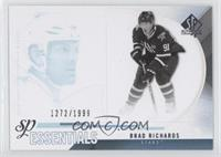 Brad Richards #/1,999