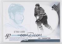 Joe Thornton #/1,999