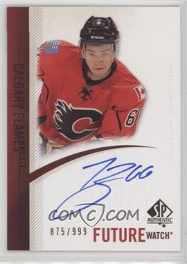 2010-11 SP Authentic - [Base] #300 - T.J. Brodie /999