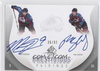Paul Stastny, Matt Duchene /50