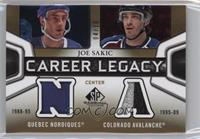 Joe Sakic #4/10