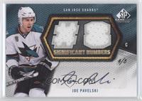 Joe Pavelski /8