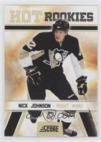 Hot Rookies - Nick Johnson [EX to NM]