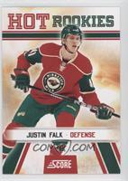 Hot Rookies - Justin Falk