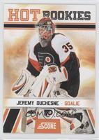 Hot Rookies - Jeremy Duchesne