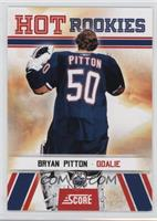 Hot Rookies - Bryan Pitton