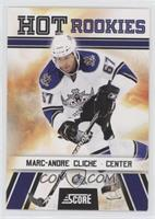 Hot Rookies - Marc-Andre Cliche [EX to NM]