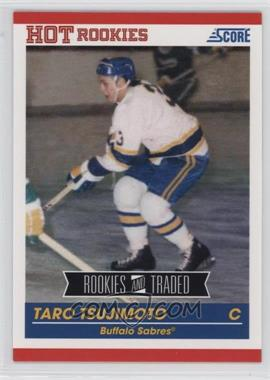 2010-11 Score Rookies & Traded - [Base] #659 - Taro Tsujimoto