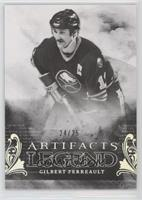 Gilbert Perreault #/25