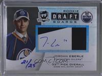 Jordan Eberle [Noted] #/25