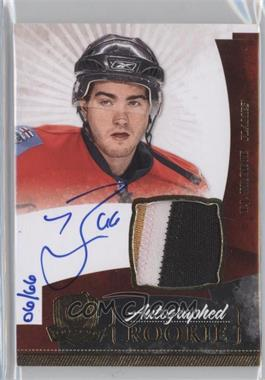2010-11 Upper Deck The Cup - [Base] - Gold Rainbow #115 - Autographed Rookies Patch Level 1 - T.J. Brodie /66