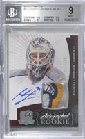 Rookie Patch Autograph - Anders Lindback [BGS 9 MINT] #/249