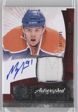 2010-11 Upper Deck The Cup - [Base] #172 - Magnus Paajarvi /249