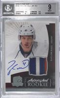Rookie Patch Autograph - Taylor Hall [BGS 9 MINT] #/99