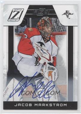 2010-11 Zenith - [Base] #209 - Jacob Markstrom /999