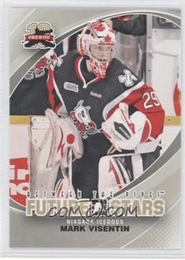 2011-12 In the Game Between the Pipes - [Base] #34 - Mark Visentin