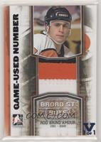 Rod Brind'Amour [Noted] #/1