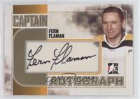 Fern Flaman #/10