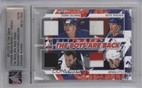 Teemu Selanne, Keith Tkachuk, Andrew Ladd, Bryan Little [Uncirculated] #/24