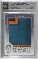 Joe Thornton [Uncirculated] #/1
