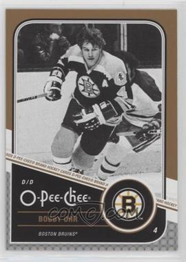 2011-12 O-Pee-Chee - Marquee Legends #L3 - Bobby Orr