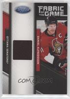 Daniel Alfredsson [EX to NM] #/399