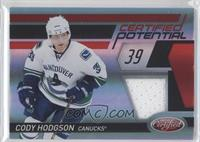 Cody Hodgson /99