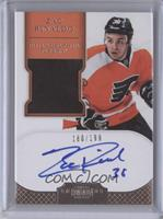 Autographed Rookie Patches - Zac Rinaldo /199