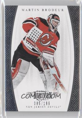 2011-12 Panini Dominion - [Base] #36 - Martin Brodeur /199