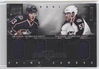 Cam Atkinson, David Savard #/225