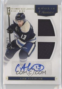 2011-12 Panini Rookie Anthology - [Base] #131 - Cam Atkinson /499