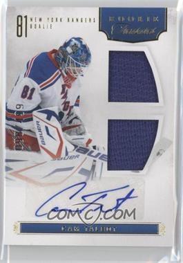 2011-12 Panini Rookie Anthology - [Base] #154 - Cam Talbot /499