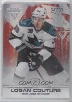 Logan Couture #34/99