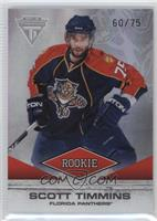 Scott Timmins /75