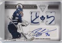 Ben Scrivens /15