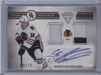 Marcus Kruger /15