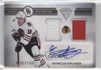 Marcus Kruger #/100