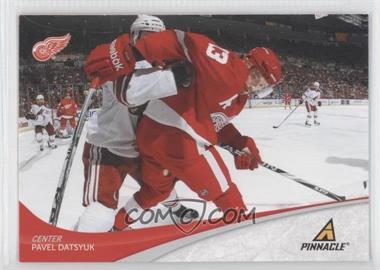 2011-12 Pinnacle - [Base] #13 - Pavel Datsyuk