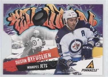 2011-12 Pinnacle - Revolution #7 - Dustin Byfuglien